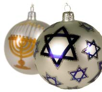Chrismukkah Ornament