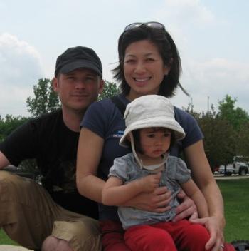 Ian, Christine, Alise