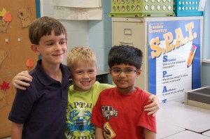 First Grade Picnic 001
